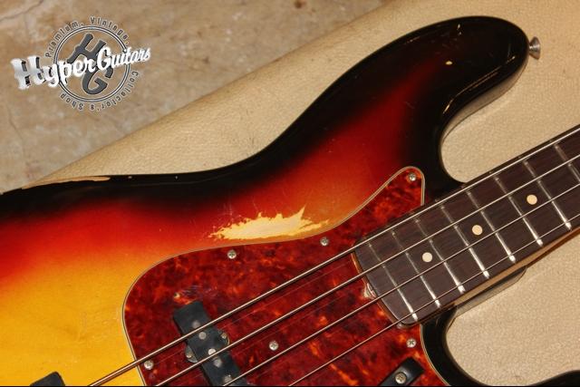 Fender '63 Jazz Bass