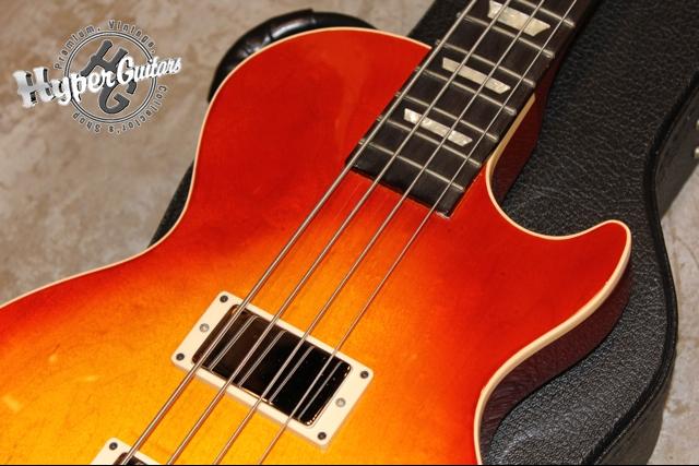 Gibson '97 Les Paul Bass
