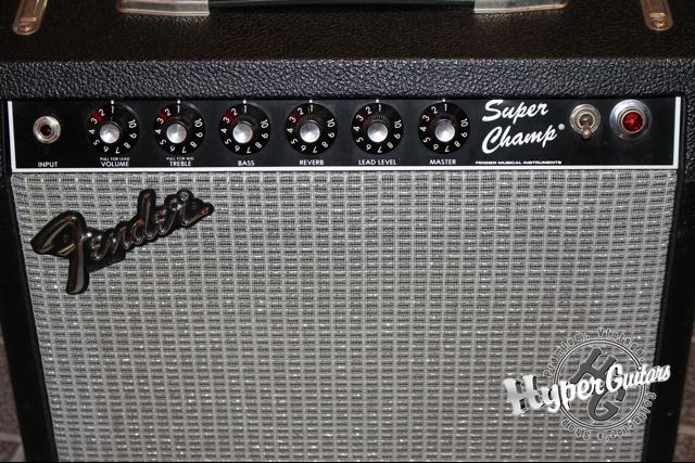 Fender '83 Super Champ
