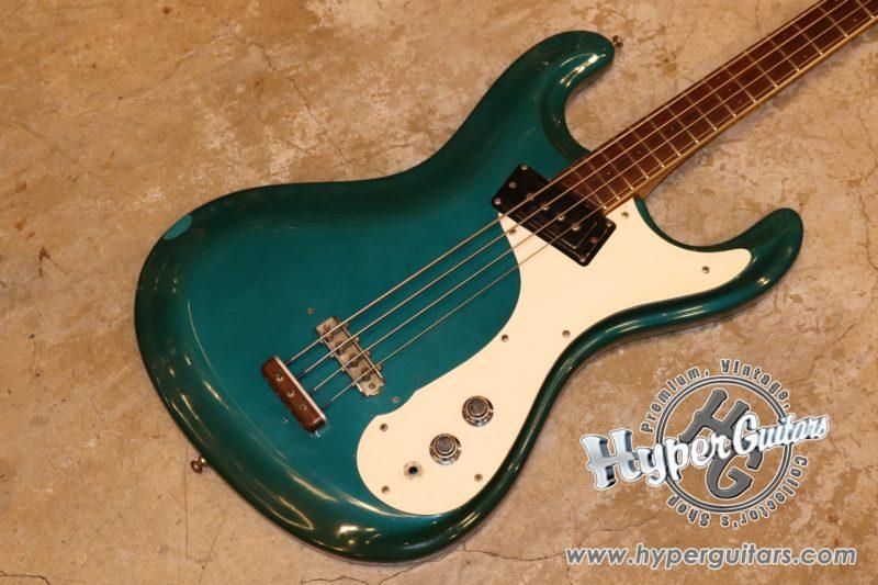 Mosrite '65 The Ventures Bass