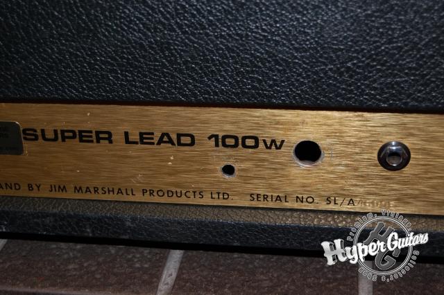 MARSHALL '73 #1959 SUPER LEAD 100W