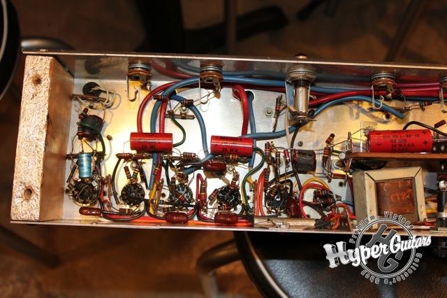 Silvertone '64 Model 1484 Twin Twelve