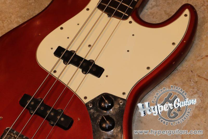 Fender '65 & 70's Jazz Bass