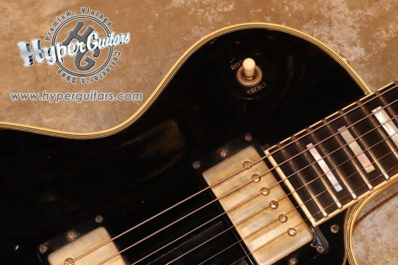Gibson '73 Les Paul Custom