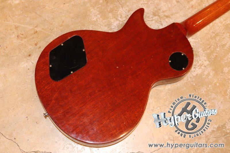 Gibson '52 Les Paul Conversion
