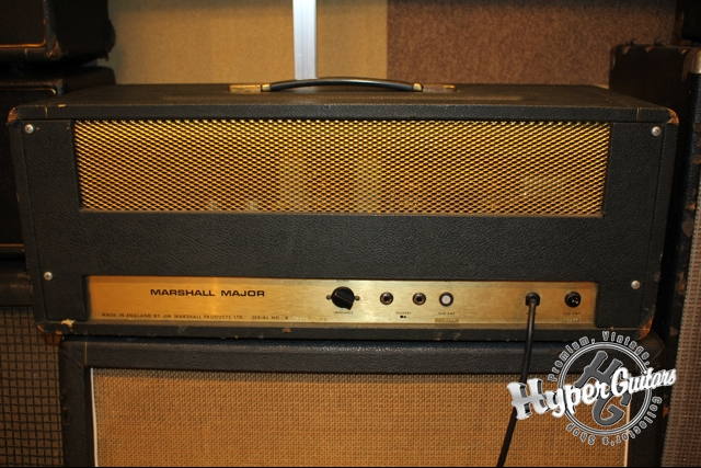 Marshall '70 Model 1967 Major Head