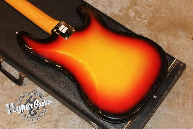 Fender '65 Precision Bass Lefty