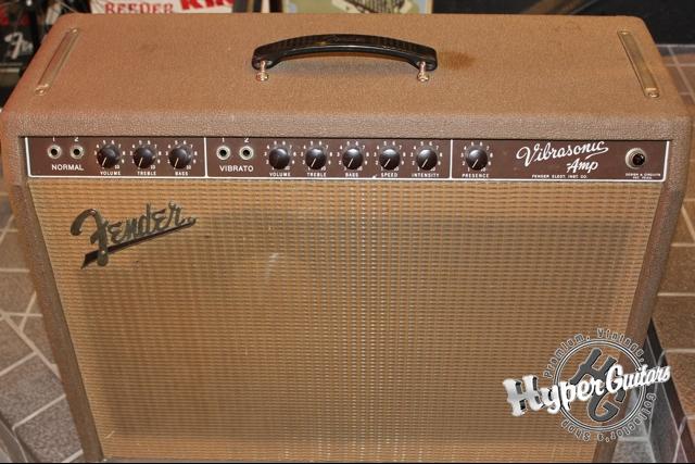 Fender '61 Vibrasonic Amp
