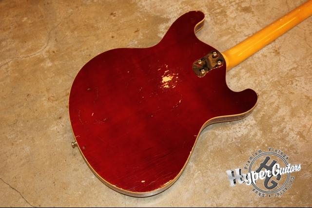 Mosrite '67 Combo Guitar