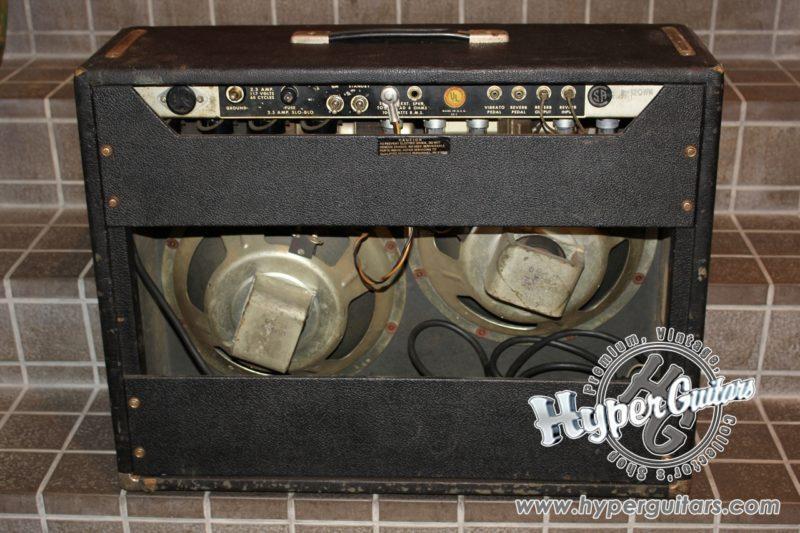Fender '72 Twin Reverb Amp