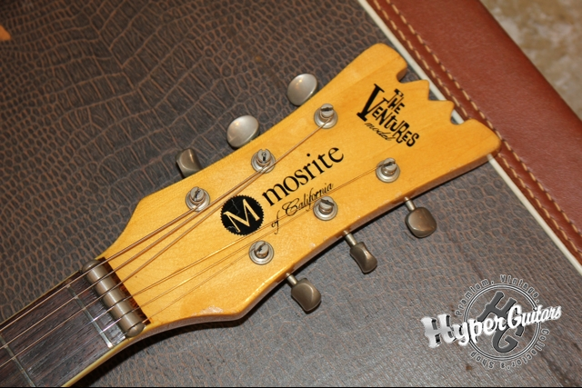 Mosrite '65 The Ventures Model