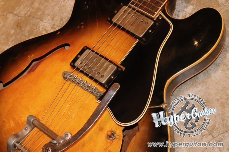 Gibson '59 ES-335T w/Bigsby