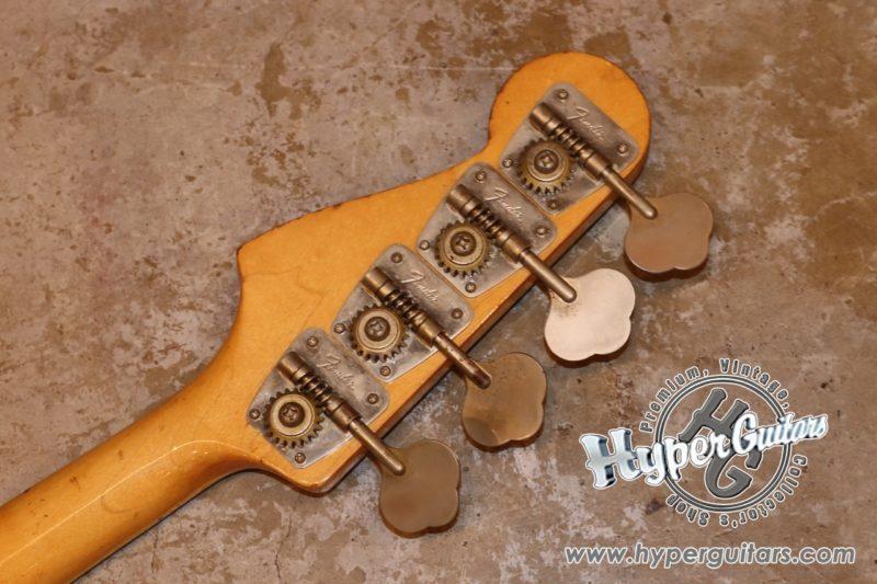 Fender '72 Jazz Bass