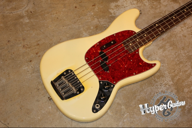 Fender '68 Mustang Bass