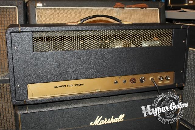 Marshall '68 #1968 Super P.A. 100W