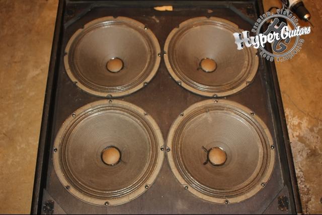 Ampeg '77 V-4 Speaker Cabinet