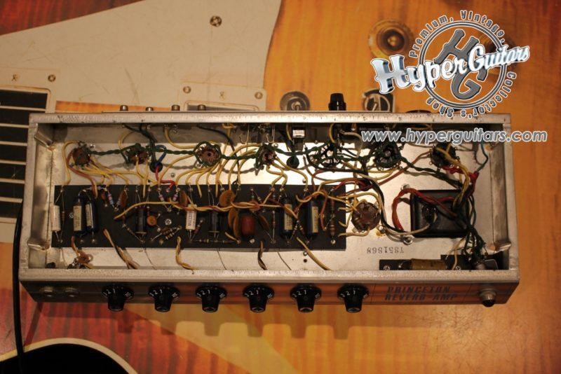 Fender '68 Princeton Reverb Amp