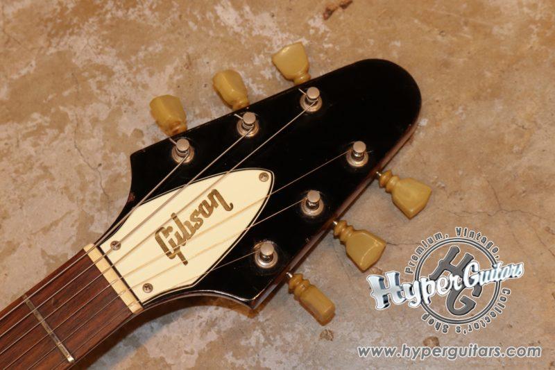 Gibson '72 Flying V Medallion