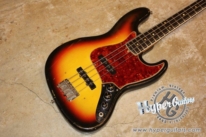 Fender '66 Jazz Bass