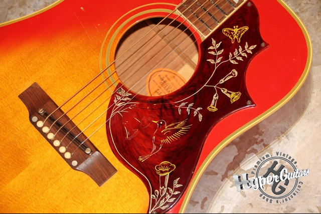Gibson '68 Humming Bird