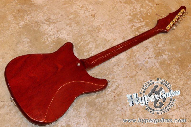 Epiphone '66 Crestwood