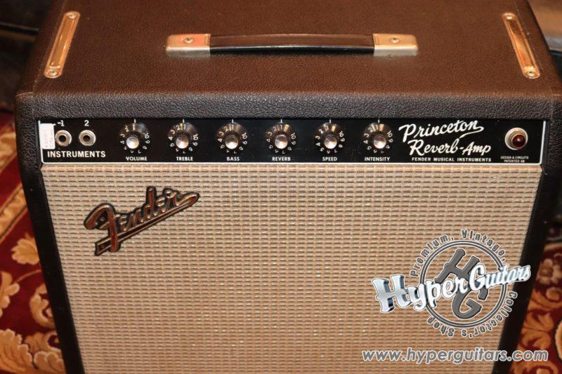 Fender '66 Princeton Reverb Amp