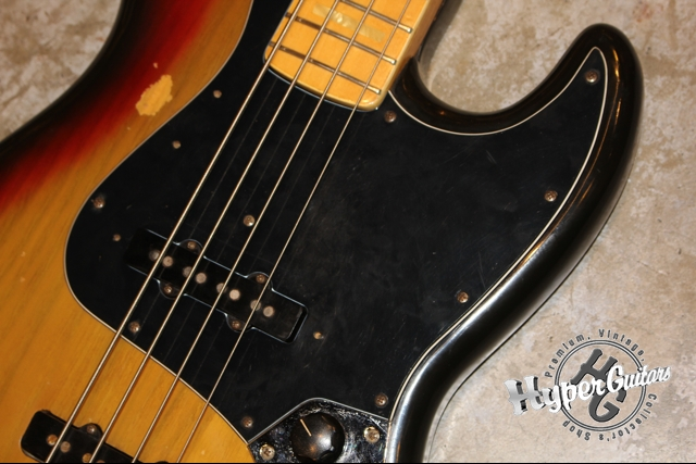 Fender '76 Jazz Bass