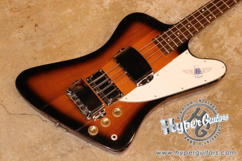 Gibson '76 Thunderbird IV Bicentennial Edition