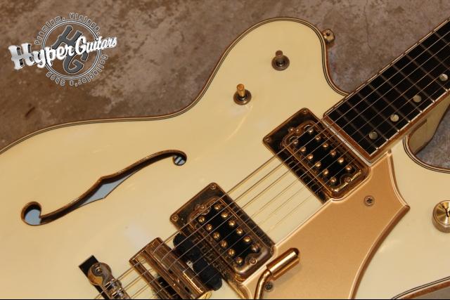 Gretsch '72 White Falcon