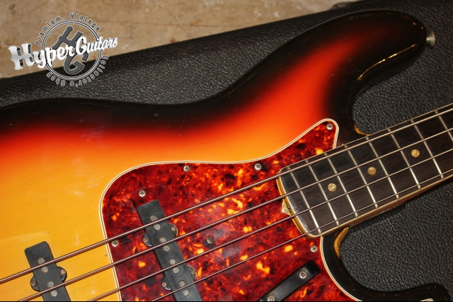 Fender '66 Jazz Bass