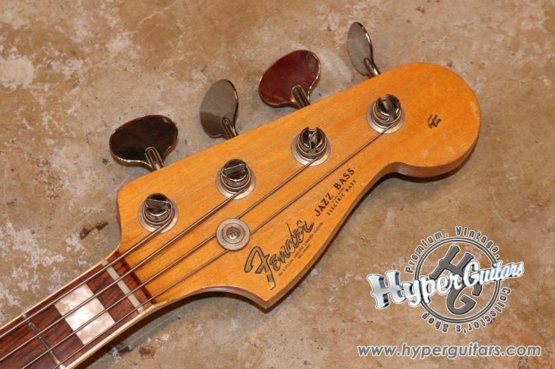 Fender '67 Jazz Bass
