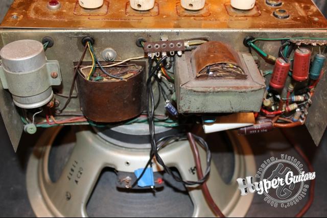 Selmer 60's Amp 12/T