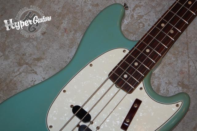Fender '66 Mustang Bass