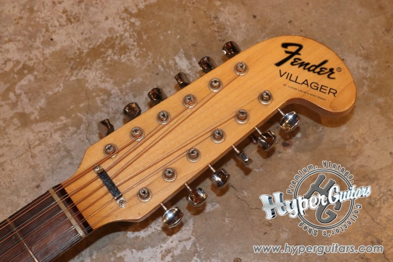 Fender '69 Villager 12strings