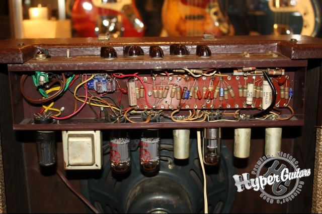 Gibson '56 GA-40 Les Paul