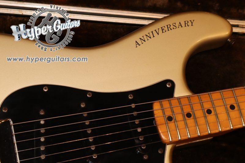 Fender '79 25th Anniversary Stratocaster