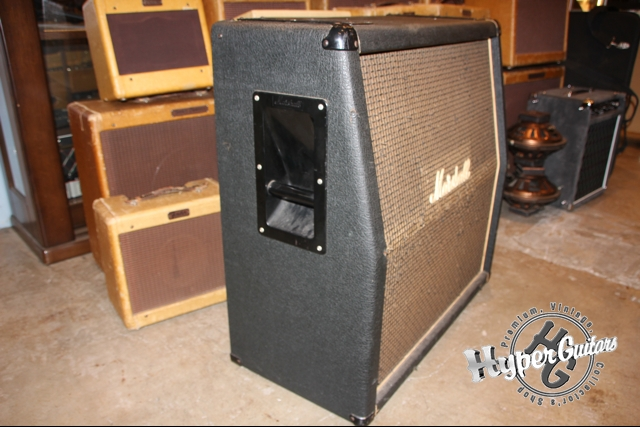 Marshall '76 #1960A Cabinet w/Tour case