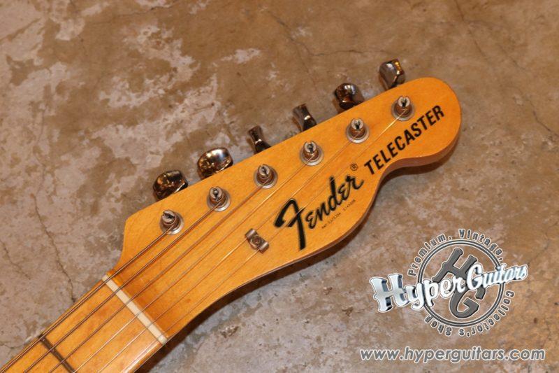 Fender '68 Floral Telecaster
