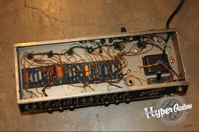 Fender '65 Bassman Amp Head
