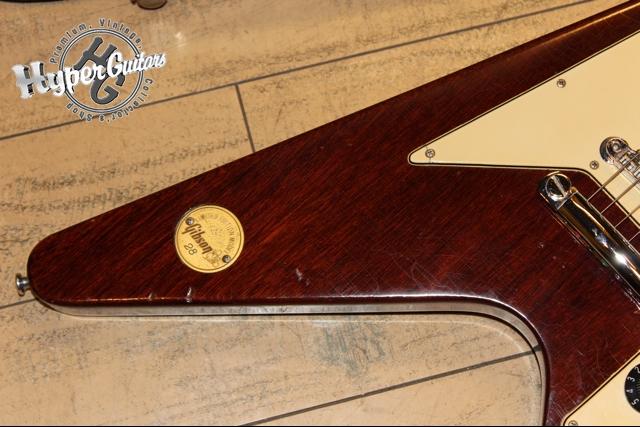 Gibson '71 Flying V Medallion