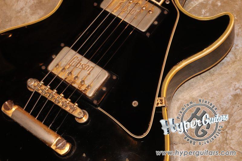 Gibson '72 Les Paul Custom