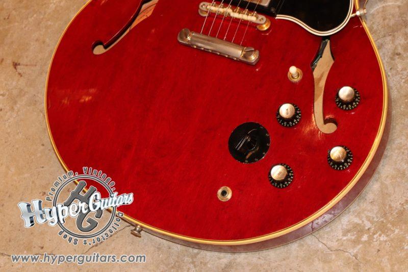 Gibson '64 ES-345TDC(Stereo+Varitone)