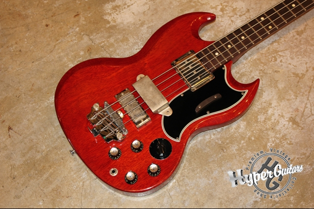Gibson '62 EB-III