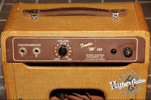 Fender '53 Champion 600 Amp