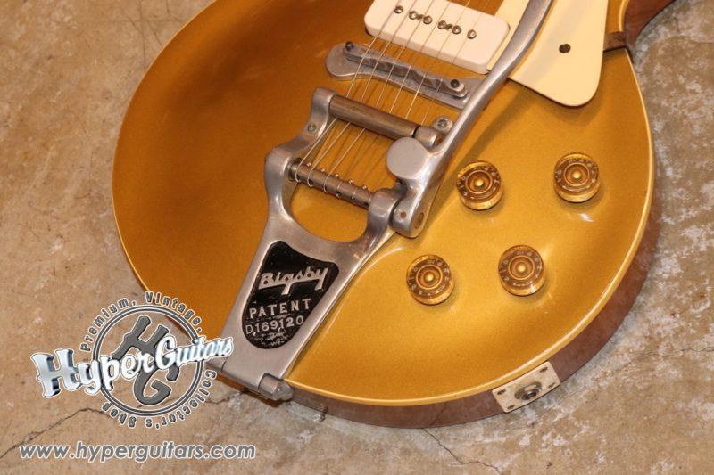 Gibson '55 Les Paul Standard w/Bigsby