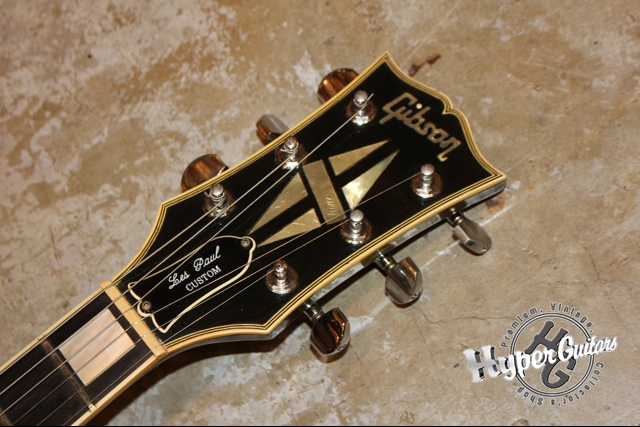 Gibson '83 Les Paul Custom