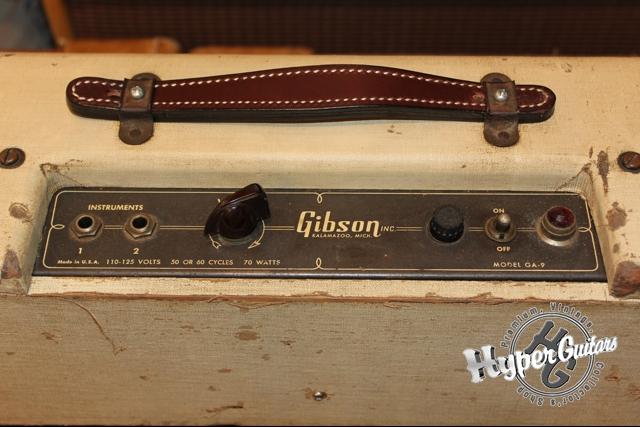 Gibson '55 Model GA-9