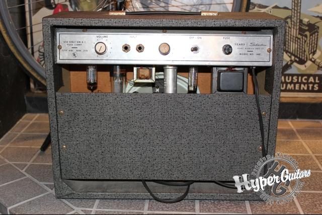Silvertone '67 Model 1481