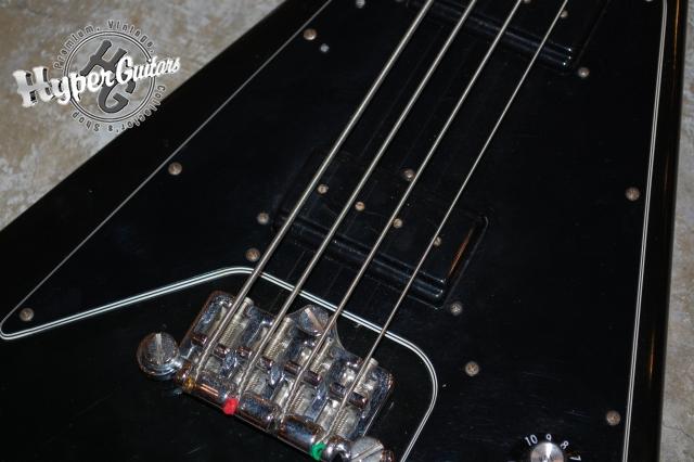 Gibson '81 Flying V Bass