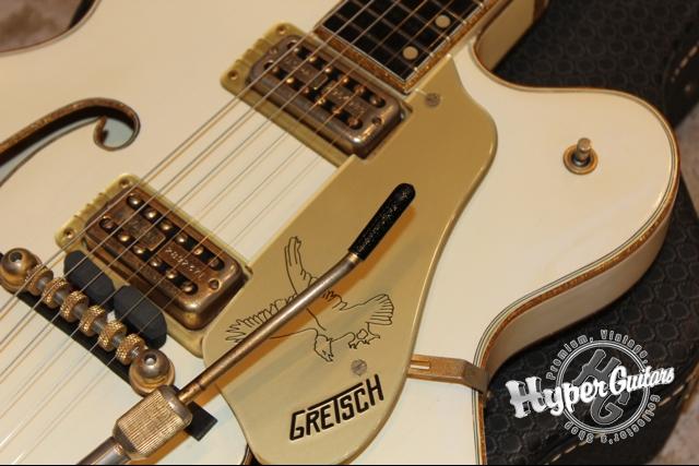 Gretsch '66 #6137 White Falcon